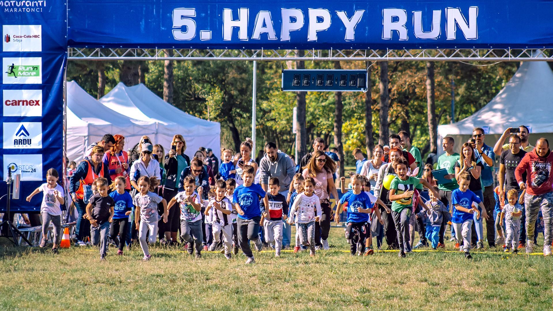 Kompanija Carnex podržala sportsko rekreativnu humanitarnu manifestaciju 5. Happy Run